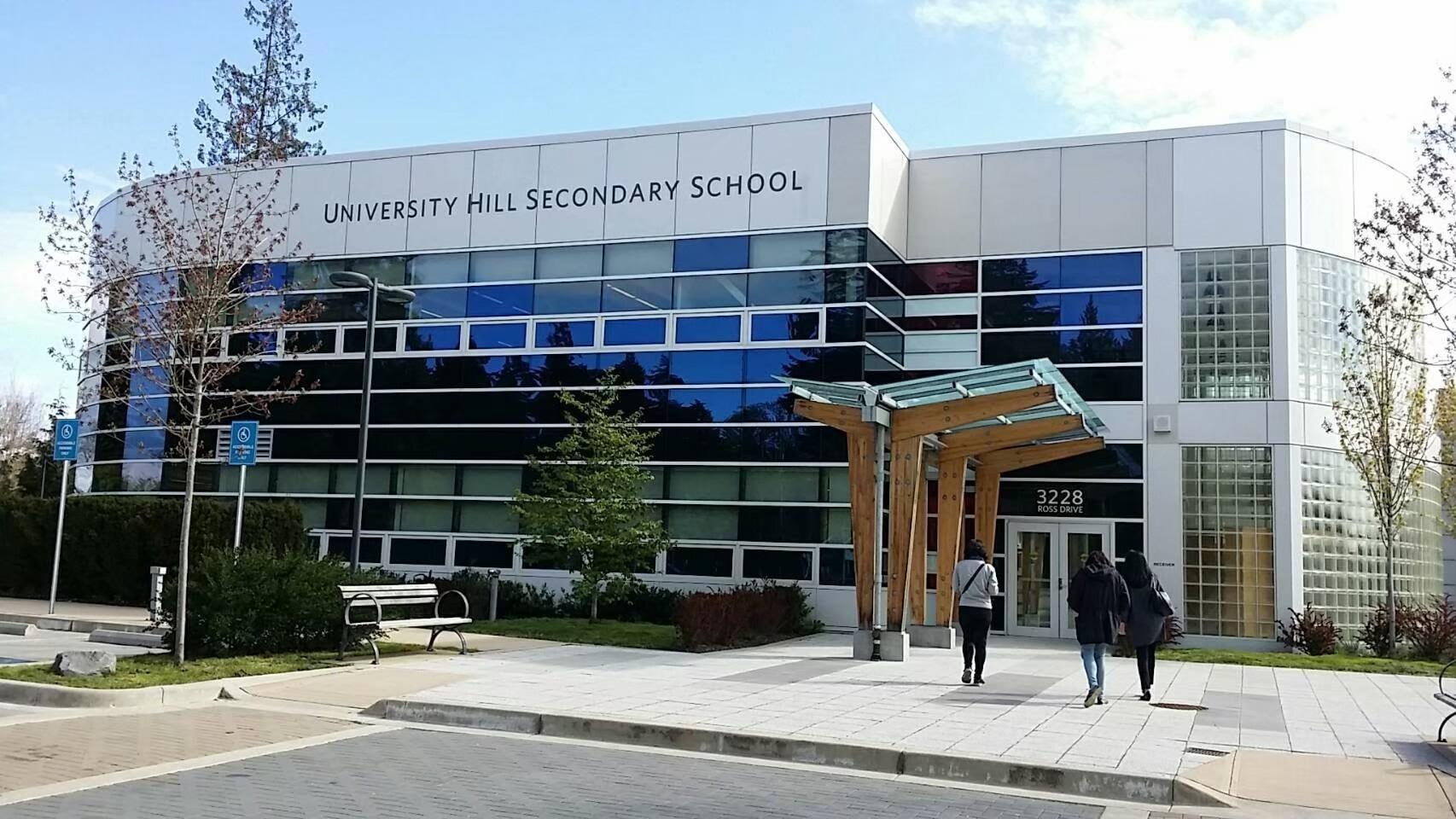 ผลการค้นหารูปภาพสำหรับ University Hill Secondary School